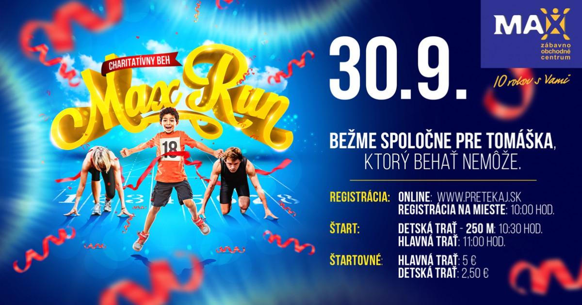 aeed09823 Max Run 2018 Žilina