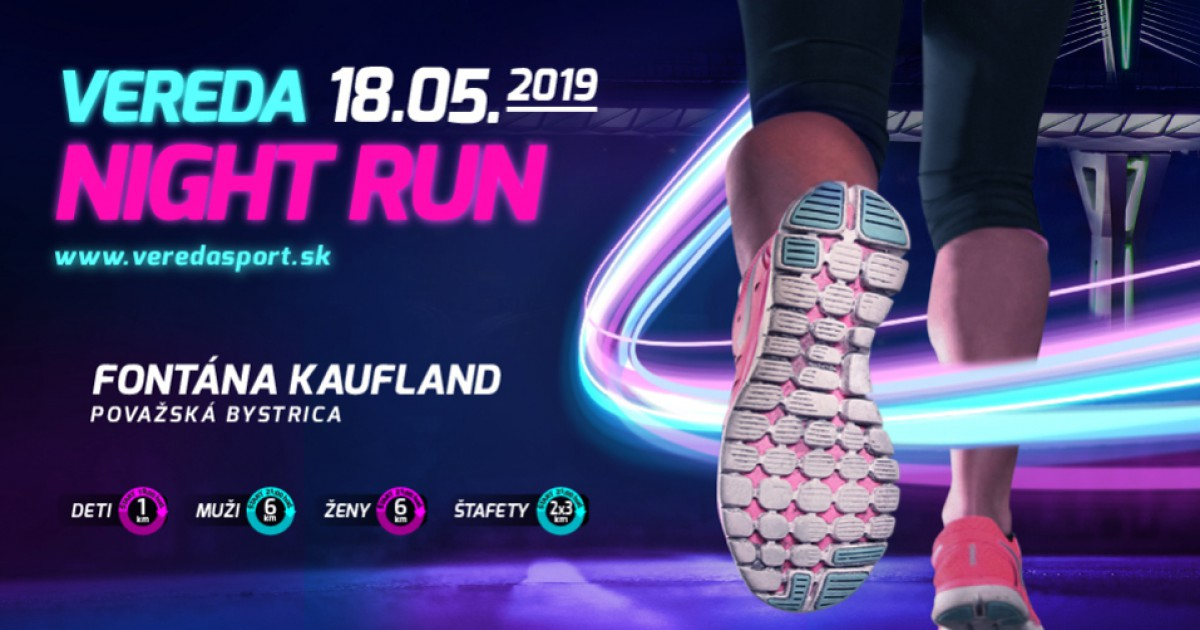 VEREDA Night Run 2019