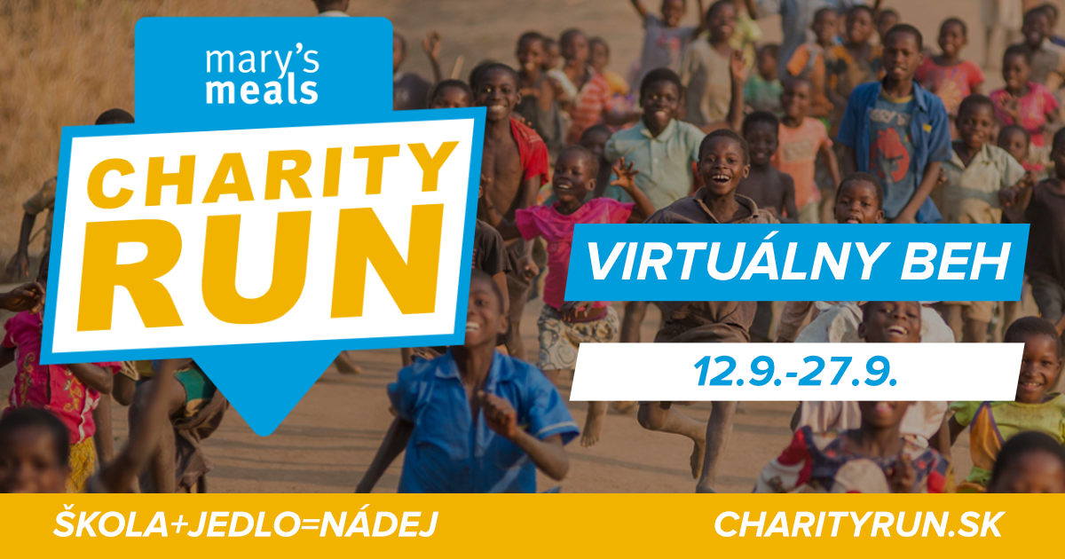 Mary's Meals Virtual Run 2020